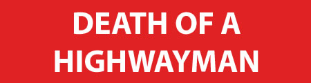 Death of a Highwayman title
