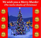The merry murder xmas tree