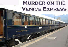 The Venice express carriage